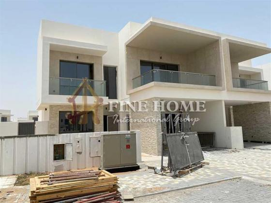 A Super Affordable 3BR. Townhouse in Yas Acers.
