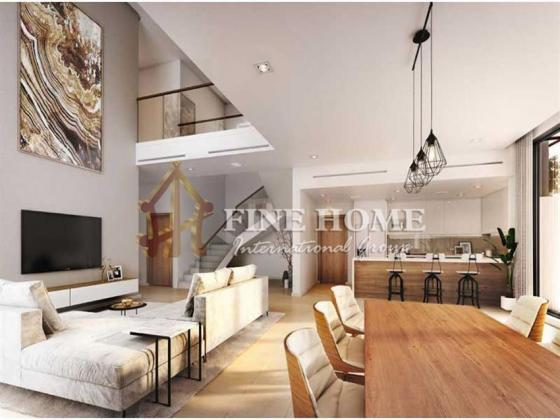 Buy this Amazing 3BR Townhouse in Yas Island.