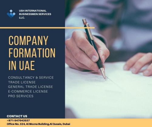 Consultancy, Service & Trading Business License In UAE #971547042037
