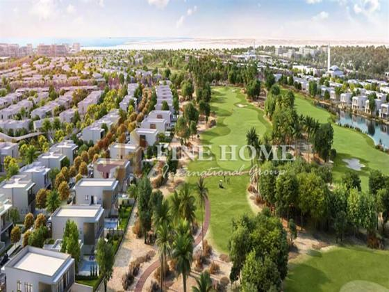 Elegant 3BR Townhouse Available in Yas Island.