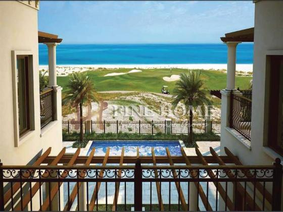 Huge 5 BR Villa in St.Regis Al Saadiyat Island