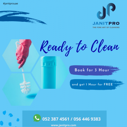 Janit Pro Cleaning Service