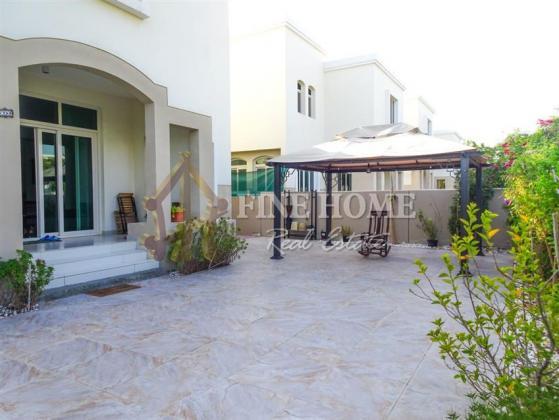 Modern and Stylish 3BR Villa in Al Ghadeer
