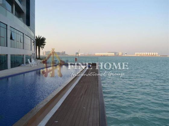 Modernly Designed For Your Studio with Sea View