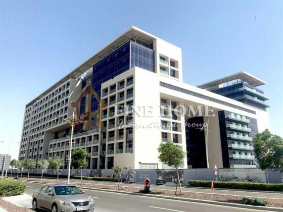 Spacious 2BR Unit with Park View in Saadiyat Island