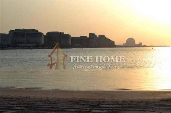 Three BR Town House in Al Zeina, Al Raha Beach.