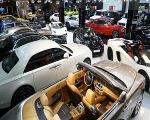 Best Luxury Car Deals in Dubai – The Elite Cars