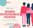 Freezone Business Setup: Women Entrepreneur Package/SHARJAH Media City #971547042037
