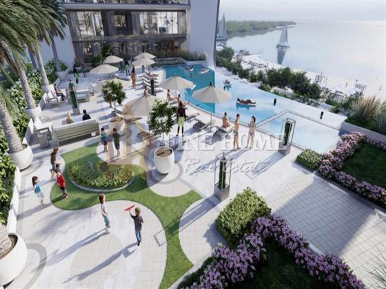 3BR with Maids Room / Huge Balcony / Yas Beach Residence