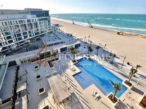 4 BR Apt / Partial Sea View/ Luxury Finishing
