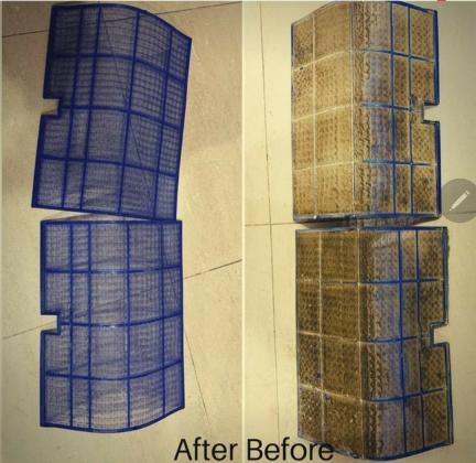 air con split gas fill AL AIN 055-5269352 repair clean service repair free check maintenance