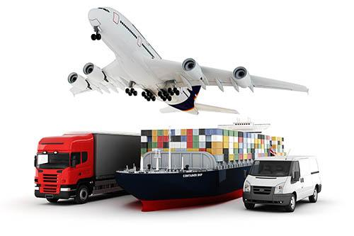 Air Freight Services Dubai