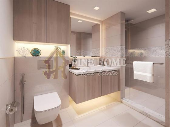 Excellent 2BR with a Beach View in Yas Island