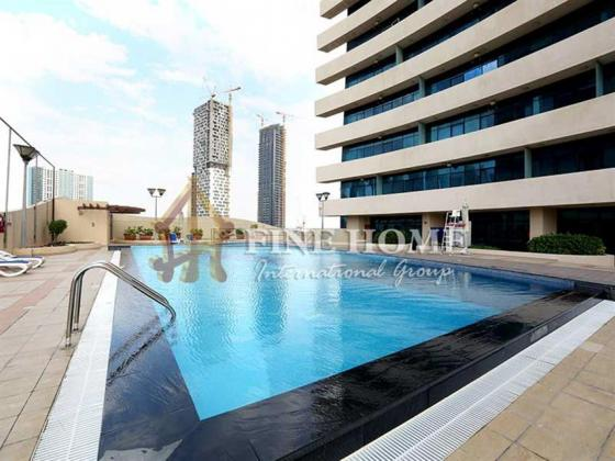 MARINA Full VIEW 2Bedrooms with Balcony