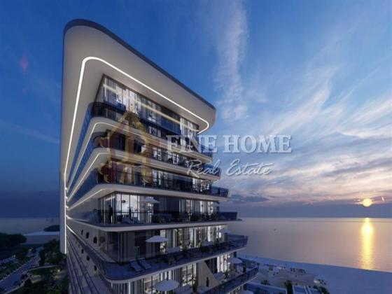 Spacious & Luxurious 4BR Duplex / Beach View