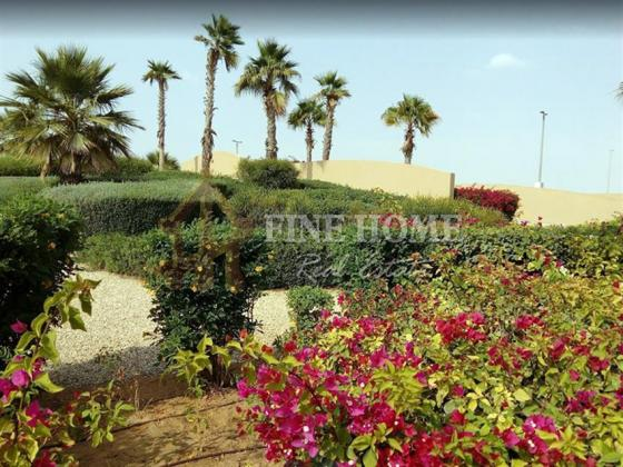 Vacant Now! Your Splendid Villa Awaits You in Al Ghadeer