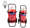 NAFFCO MOBILE DRY POWDER Fire Extinguisher