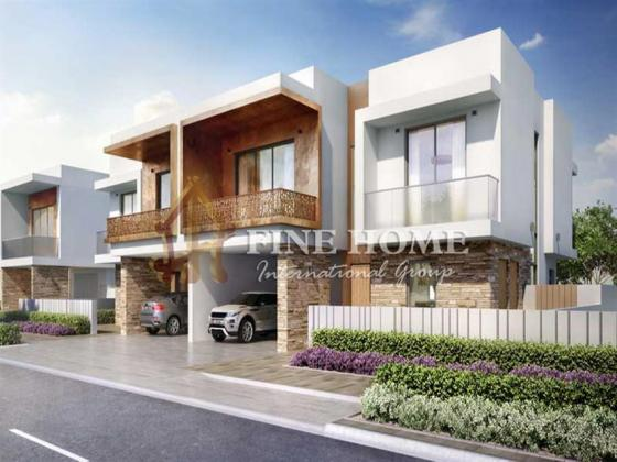 Amazing Brand New / 4 BR. Villa Located in Yas Acers