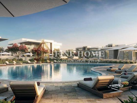 An Opportunity to design and build your Home in Saadiyat