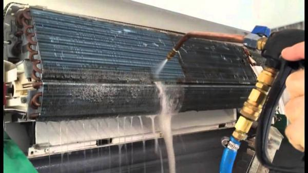 central ac split air con 055-5269352 gas clean repair service fixing Al Ain
