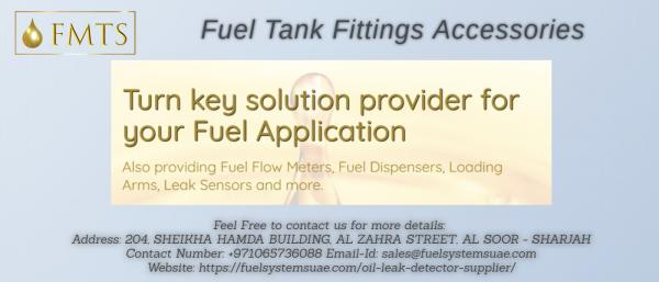 Fuel Tank Fittings Accessories