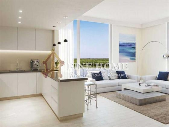Live in Luxury in this 2BR Apartment in Water's Edge.
