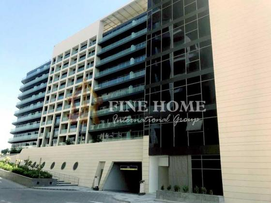 Marvelous 1BR Apartment with Balcony in Park View Tower.