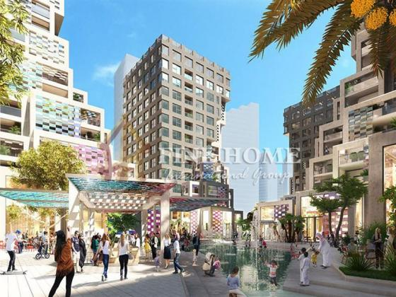 Perfect New Home for You /Spacious 1BR Apt in Reem Island