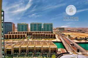 1BR with Balcony, and Enjoy the Sea View in Al Muneera.