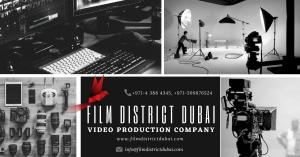 Video & Film Production House for the Corporates in Dubai, UAE.