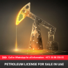 Petroleum License for sale in UAE