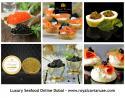 Seafood Online Dubai - Royal Caviar UAE