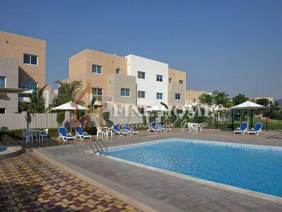 Beautiful 3BR Apartment in Al Reef Downtown