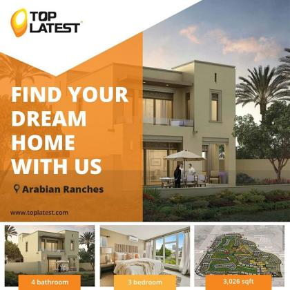 Buy Your Dream House Now!