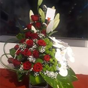 Flowers For Birthday's  Party In UAE