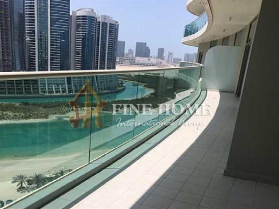 One-Bedroom in Beach Tower with Sea View