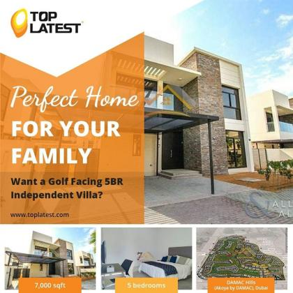 Perfect Home for Your Family in UAE