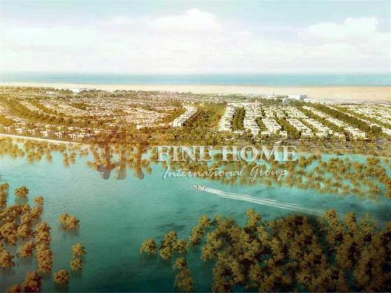 Residential Land for Sale in Yas Island