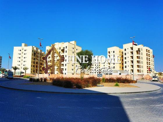 Two-Bedroom Apartment for sale in Baniyas