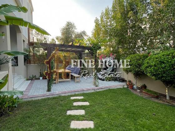 Villa in Al Ghadeer with Beautiful Garden