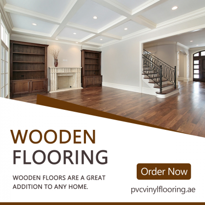 Wooden Flooring Installation Service