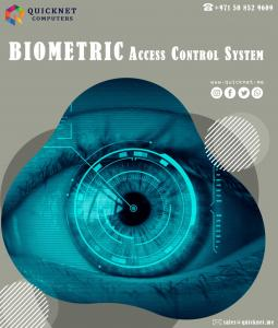 Biometric Access Control System UAE