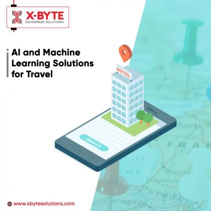 Top AI and ML Solutions for Travel | X-Byte Enterprise Solutions