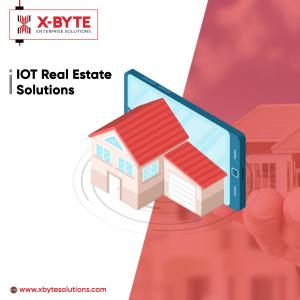 IoT Solutions for Real Estate   Real Estate Solutions   X-Byte Enterprise Solutions