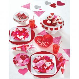 valentine theme decoration in Dubai