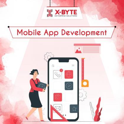 Top Mobile App Development Company in Dubai, UAE | X-Byte Enterprise Solutions