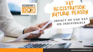 Impact of UAE VAT On Individuals | VAT Registrations | Accountantsbox