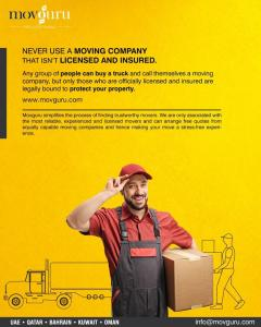 International Moving services