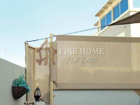 Corner Single Row Villa/Fully Furnished