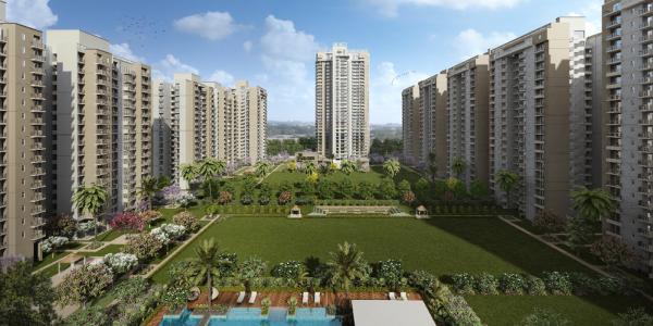 Godrej Nurture Apartments at Sector 150 Noida